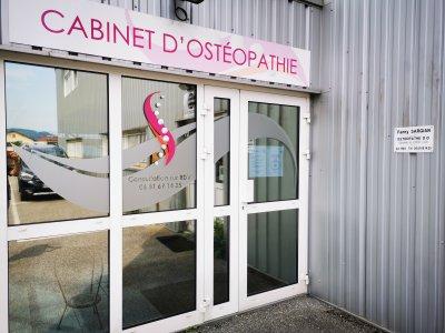 Cabinet d'Ostéopathie de Mme SARGIAN (Extérieur)