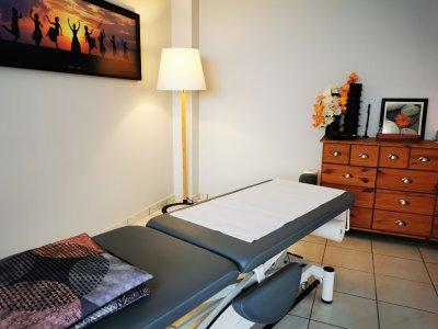 Cabinet d'Ostéopathie de Mme SARGIAN (Intérieur)